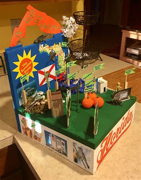 state float project florida  sunshine state states