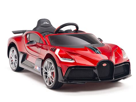 With production limited to just. 12V Bugatti Divo Burgundy Ride On Car With Parent Remote ...