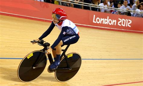 Why Do Olympic Cyclists Use Disc Wheels?