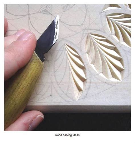 wood carving pattern  beginner carving ideas wood