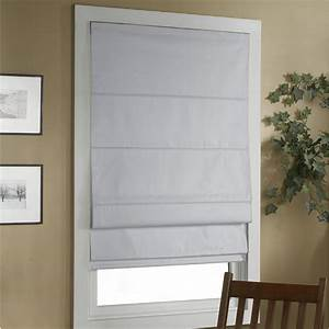 cordless insulated blackout roman shade With are roman shades out of style