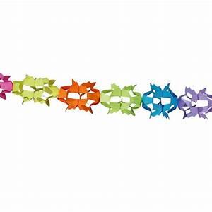 Guirlande En Papier Crépon : guirlande en papier cr pon jeu de couleurs 6 m prix minis sur ~ Melissatoandfro.com Idées de Décoration