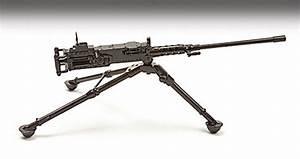 Browning M2 .50 Caliber Machine Gun Desktop Model-Military ...