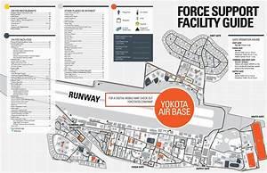 Yokota Air Base Map – Yokota FSS