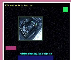 2004 Audi A6 Relay Location  Wiring Diagram 175428