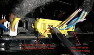 W210 Seat Mat Sensor Plug