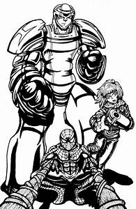 Stan Lee Tribute - Spiderman and Heroman by Kabalyero on ...