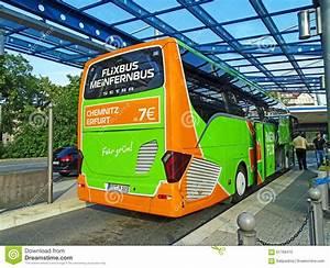Bus Erfurt Berlin : coach of meinfernbus flixbus in chemnitz editorial image image 61769470 ~ Markanthonyermac.com Haus und Dekorationen
