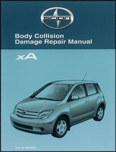 2005 Scion Xa Wiring Diagram Manual Original