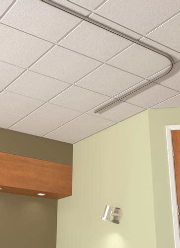 usg luna climaplus 2 x 2 acoustical lay in ceiling tile