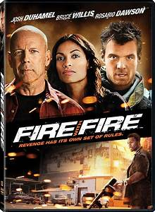 Fire with Fire DVD Release Date November 6, 2012
