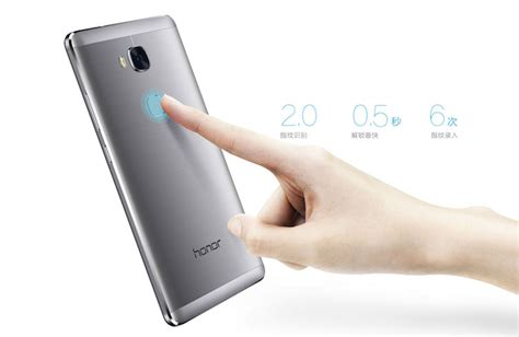 phones with fingerprint dealmaster get a huawei honor 5x unlocked smartphone for