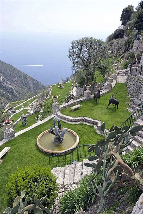1000 Images About Gardens Of The French Riviera On
