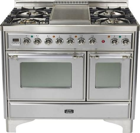 40 inch stainless steel range for the home