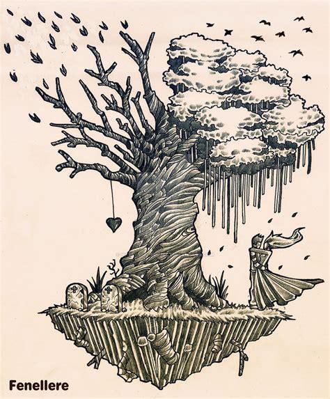 tree of designs tree of design by harveyfenellere on deviantart