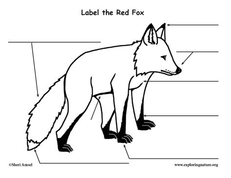 fox red labeling page