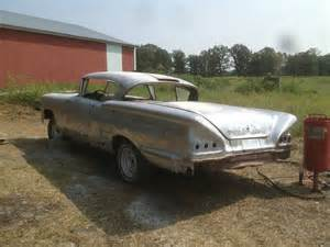 1958 Chevy Impala Project Car