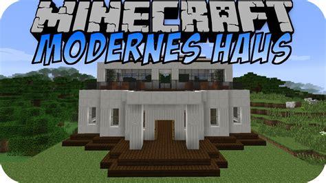 Minecraft Moderne HÄuser (instant Structures Mod #4) Youtube