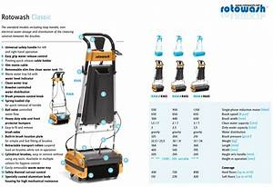 about us With rotor wash floor cleaner