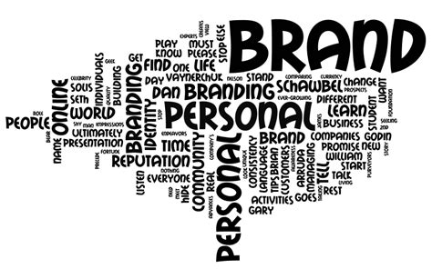 Personal Branding  First Thing To Work At
