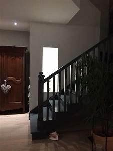 Decoration Escalier Interieur Peinture : peindre un escalier l 39 atelier des couleurs ~ Dailycaller-alerts.com Idées de Décoration