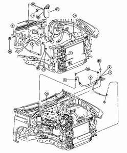 Dodge Ram 2500 Line  A  C Liquid  Without  Mechanical