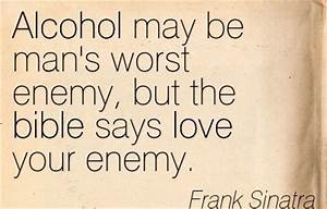 Alcohol Quotes ... Alcohol Hurts Quotes
