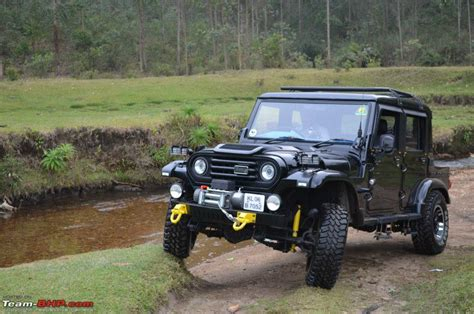indian jeep modified pics tastefully modified cars in india page 32 team bhp