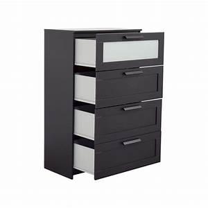 Ikea Tagesbett Brimnes : 38 off ikea ikea brimnes four drawer dresser storage ~ Watch28wear.com Haus und Dekorationen