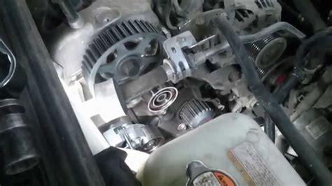 Hyundai Santa Fe Timing Belt Replacement by замена ремня грм Hyundai Tucson Santa Fe Crdi