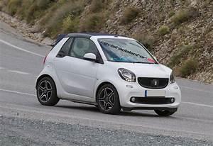 La Smart : cazamos el smart fortwo cabrio revista del motor ~ Gottalentnigeria.com Avis de Voitures