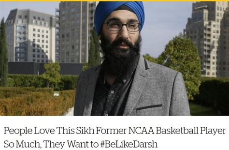 People Love This Sikh So Much, They Want To #belikedarsh