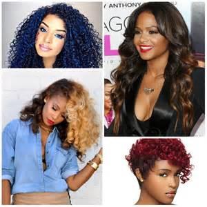 2017 Hair Color for Black Women