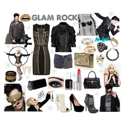 12 best images about party like a rock star... on Pinterest   Temporary tattoos Dress up and ...