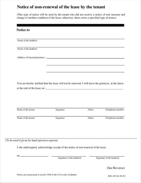 Insurance Renewal Letter Template | PDF Template