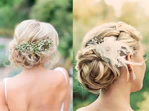 chignons mariage tendance 2016 coiffure mariage