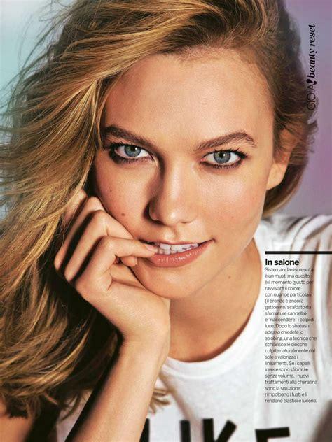 Karlie Kloss Gioia Magazine November Hawtcelebs