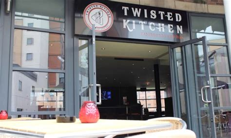 twisted kitchen menu two course american meal for two twisted kitchen groupon