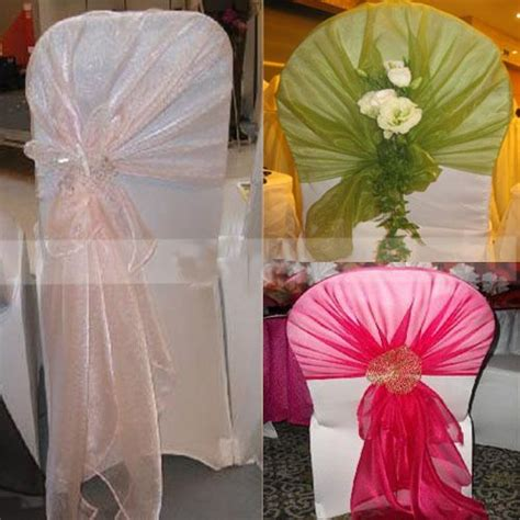 9 Best Images About Chair Covers & Tie Backs On Pinterest