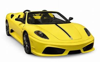 Ferrari Yellow Background Cars Wallpapers Transparent Sport