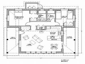 Small Cabin Solar Systems Small Solar Houses Floor Plans ...