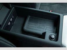 Audi A4 interior Autocar