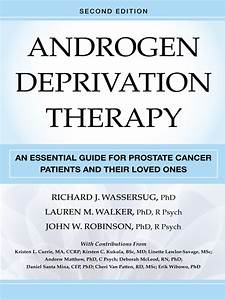 Androgen Deprivation Therapy  An Essential Guide For