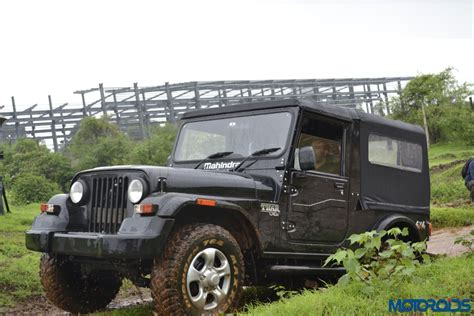 mahindra thar 2016 2015 mahindra thar crde first drive review iron boar
