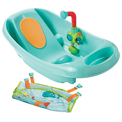 summer infant spa tub summer infant 174 my infant to toddler bath tub in blue