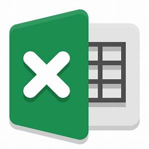 Icono Ms Excel Gratis De Papirus Apps
