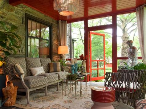 Design Sunroom by Sunroom Decorating Pictures Ideas Hgtv