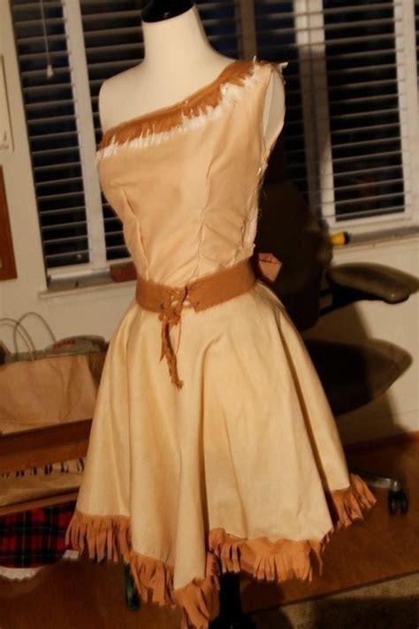 pocahontas costume  princess costume dressmaking