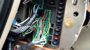 2000 Acura Cl Fuse Box Location