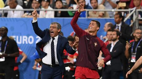 portugal manager fernando santos stay football